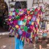 triangle shawl
