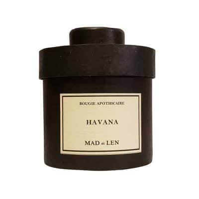 havana scented candle