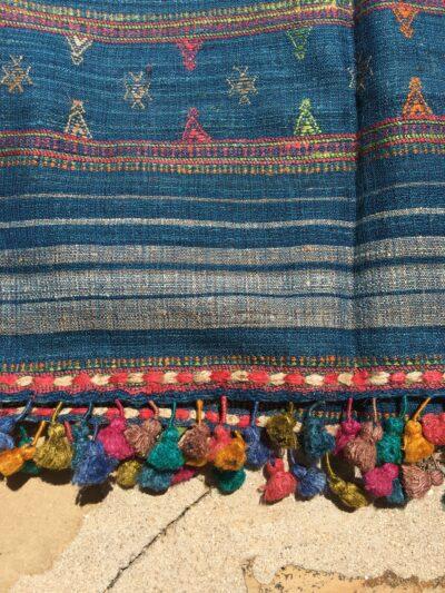 wild silk scarf