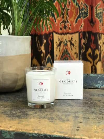 Patchouli Geodesis Scented Candle