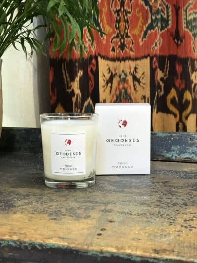 Neroli Geodesis Scented Candle