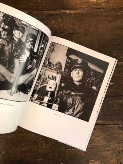 Ibiza legends in a coffee table book