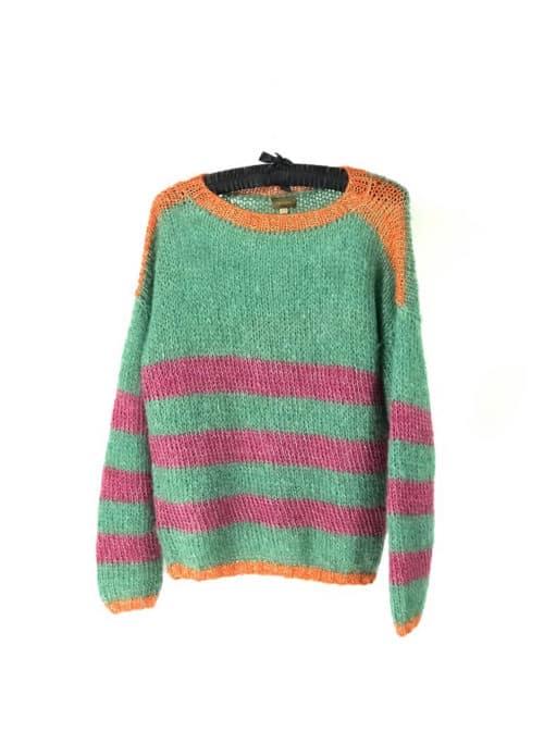 mohair wool jumper